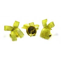Колокольчики на выпускной - Колокольчик для выпускника с золотой GOLD ленточкой
