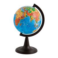 Глобусы - Глобус физический 12см на круглой подставке