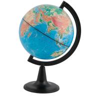 Глобусы - Глобус физический 15см на круглой подставке