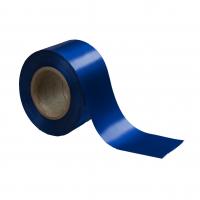 Ленты ПРЕМИУМ на заказ - Атлас (сатин) - Синяя