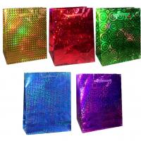 ПОДАРОЧНЫЕ Пакеты - Подарочный пакет - голография (микс) - 14*20*7