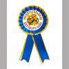 Значки розетки для Выпускников детского сада - Значок-розетка для Воспитательницы детского сада (ЗС - 022)